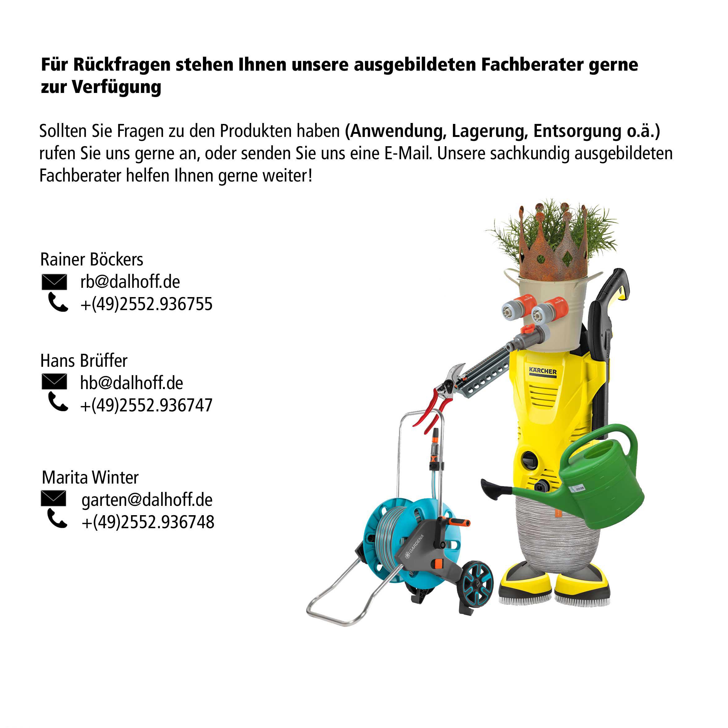 Ansprechpartner Pflanzenschutz