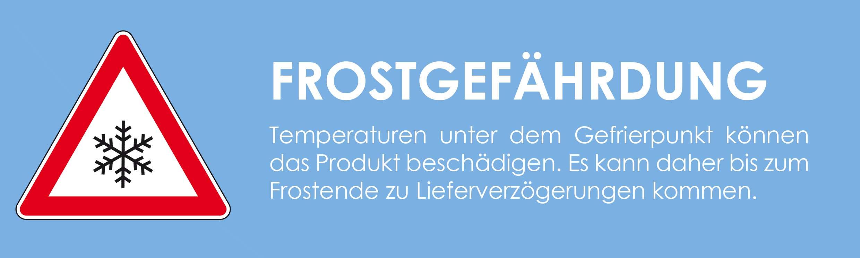 Frosthinweis