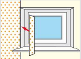 ratgeber tipps und tricks zum sauberen tapezieren. Black Bedroom Furniture Sets. Home Design Ideas