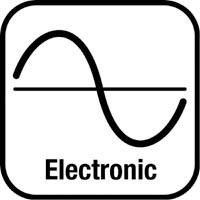 Elektronische Dreh-, Schlag- oder Hubzahlregulierung
