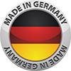 Herausragende Qualität 'Made in <br /> Germany'