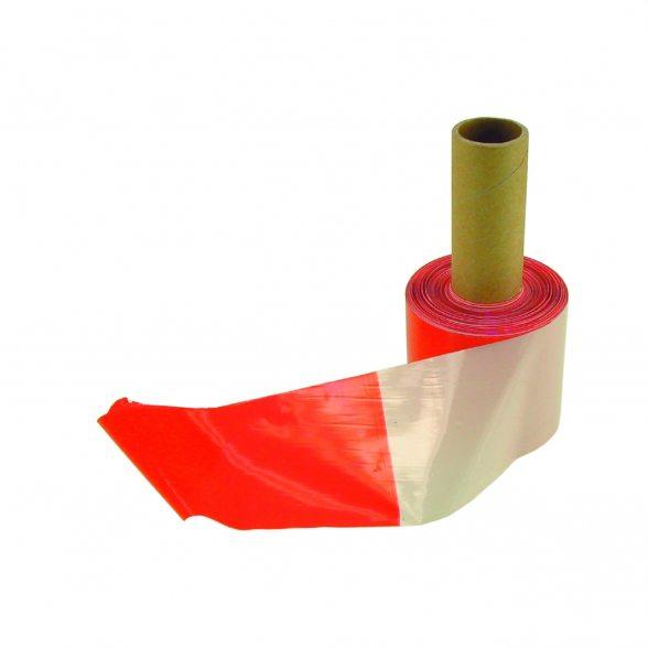 Absperrband Rot Weiss Aus Polyathylen Gunstig Kaufen