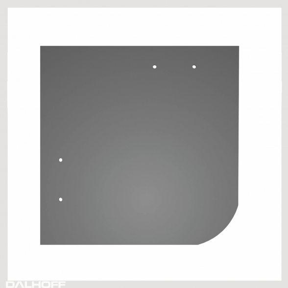 Top Eternit Fassadenplatte mit glatter Oberfläche | 20x20 cm GV74