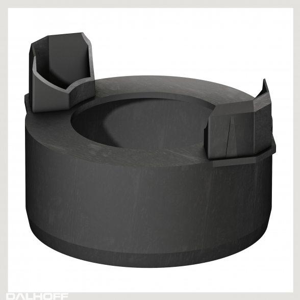aco self hexaline vertikalablaufanschluss aus pp dn 100. Black Bedroom Furniture Sets. Home Design Ideas