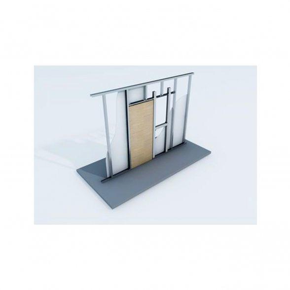 schiebet r system pocket kit von knauf hier g nstig kaufen. Black Bedroom Furniture Sets. Home Design Ideas
