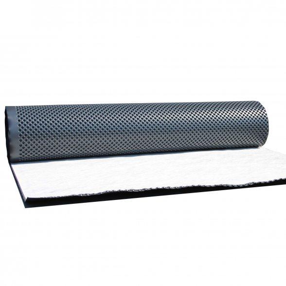 pm noppenbahn mit vlies 2 schichtig kn m 0 5x15 m. Black Bedroom Furniture Sets. Home Design Ideas