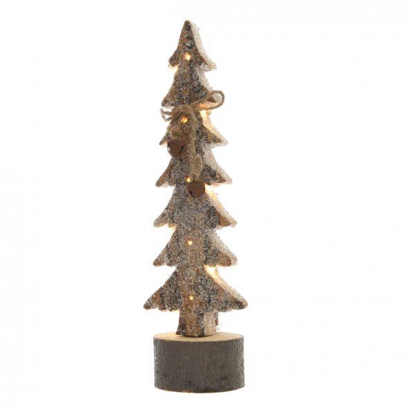 Holz Tannenbaum Groß.Beleuchteter Tannenbaum Aus Naturholz Jetzt Online Bei Dalhoff