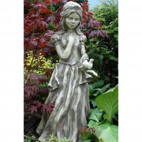 Vidroflor m rchenfiguren aus steinguss preiswert bestellen - Schneewittchen gartenfigur ...