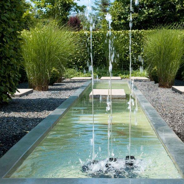 water quintet von oase wasserspiel bei dalhoff kaufen. Black Bedroom Furniture Sets. Home Design Ideas