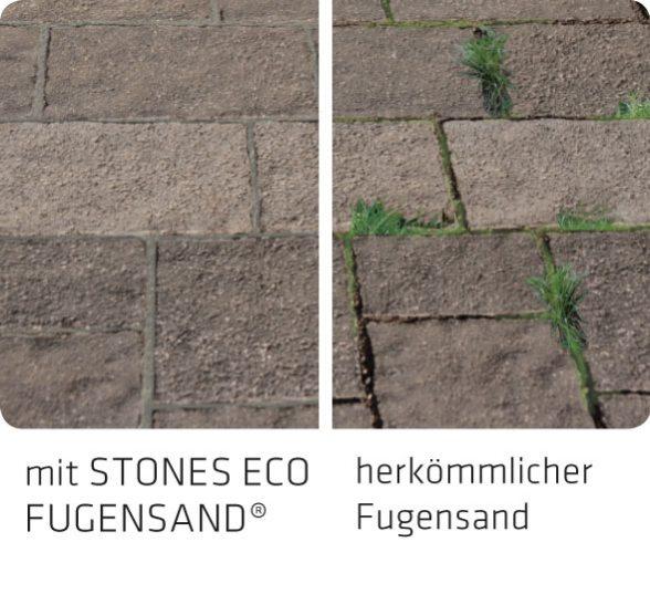 stones eco fugensand f r 1 10mm fugen 15kg sa g nstig. Black Bedroom Furniture Sets. Home Design Ideas
