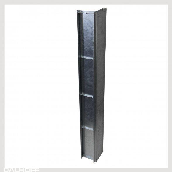 aco self euroline hexaline highline schlitzrahmen kunststoff. Black Bedroom Furniture Sets. Home Design Ideas
