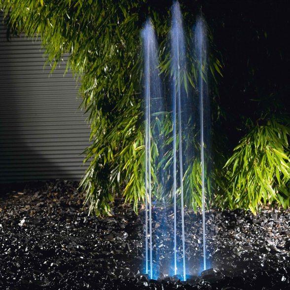 water quintet von oase, wasserspiel bei dalhoff kaufen, Garten seite