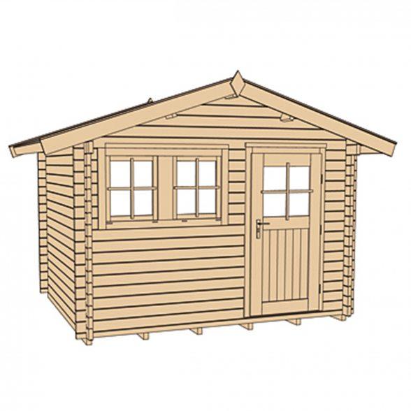 qualit t weka gartenhaus my blog. Black Bedroom Furniture Sets. Home Design Ideas